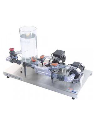 Armfield Strömungsmaschinen