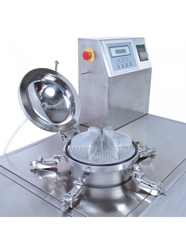 Schnell-Extraktor im Labormassstab
