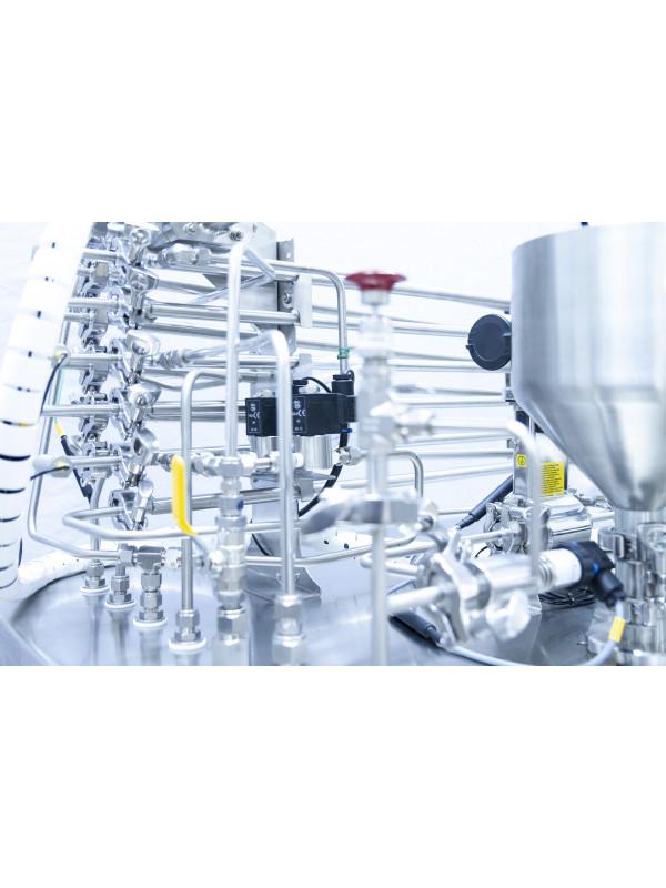 HTST/UHT Mini Pilot Plant