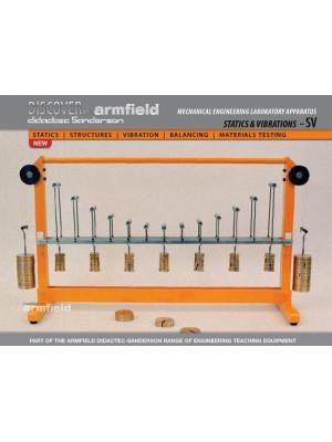 Armfield Statik & Schwingungen