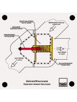 Expansion-element regulator