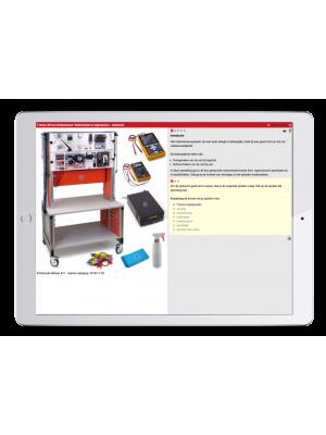 Digital work orders T-Varia LIN-Bus Wiper