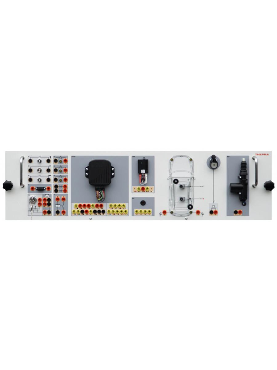 T-VARIA Car Alarm System