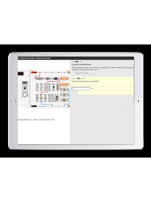 Digital work orders Automotive Electrics Trainer