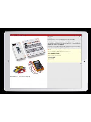 Training Package Automotive Actuators Trainer