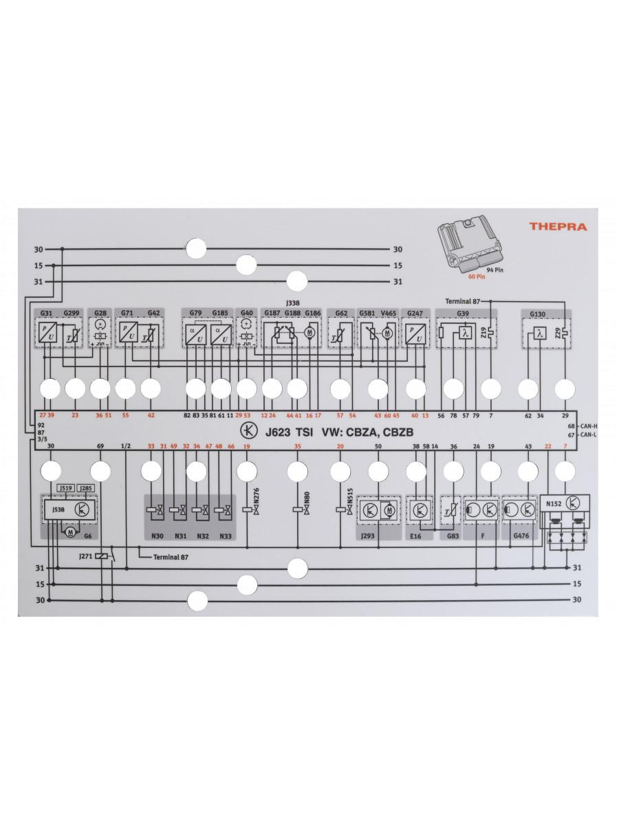 Circuit Diagram Mask