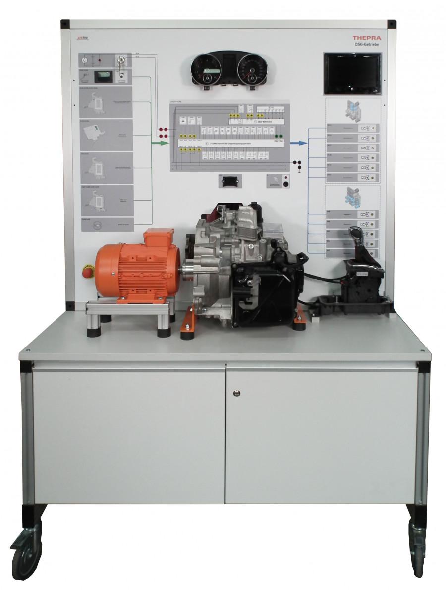 Dual-clutch gearbox - DSG (VW) - proline