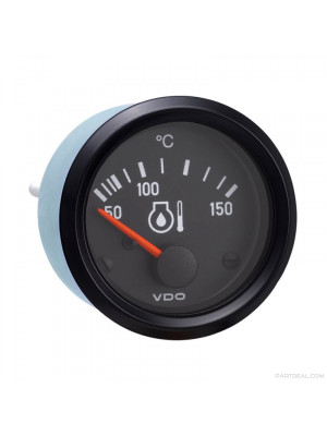 Gauges for RPM, Coolant Temperature and Oil Temperature