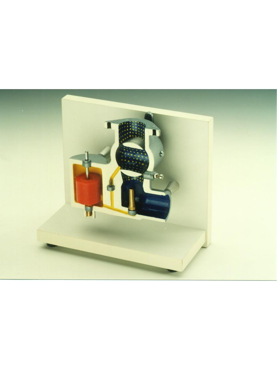 Instruction Model Carburettor