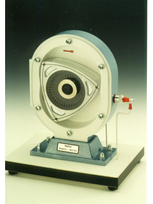 Wankel Engine Model