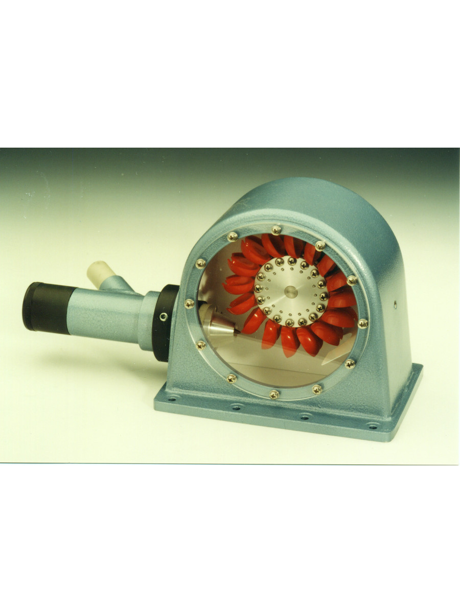 Pelton Turbine Functional Model