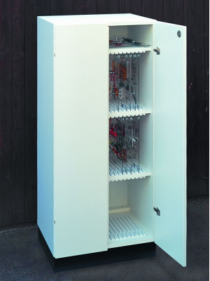 Cabinet for OH-models
